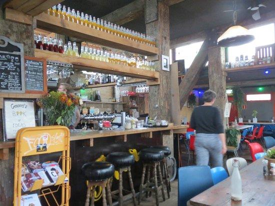 Cafe De Ceuvel Amsterdam Restaurant Reviews Phone