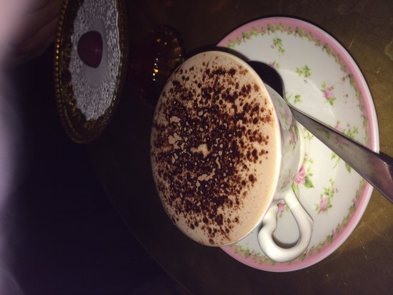 Apothecary 1878: After dinner coffee