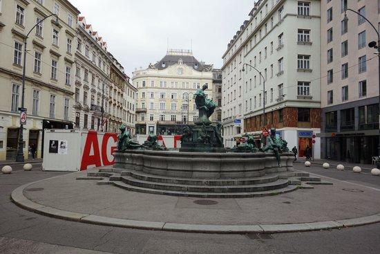 Neuer Markt, Wien