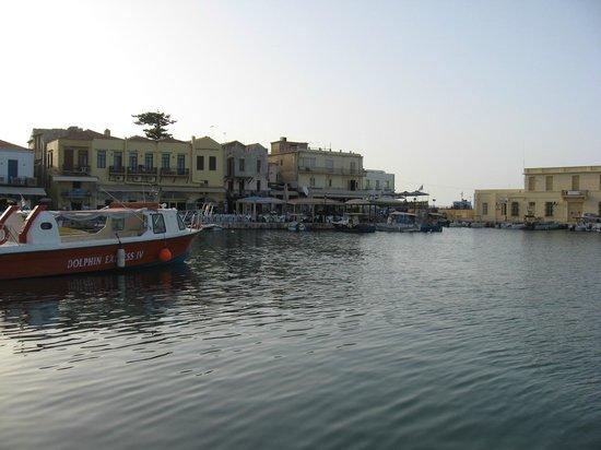Atrium Ambiance Hotel : porto antico veneziano