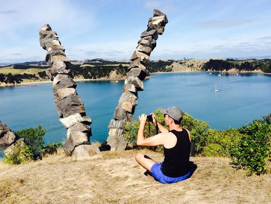 Rotoroa Island: Look out