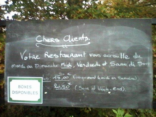 Faumont, France : La carte