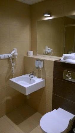 Hotel Pulawska Residence: Bathroom