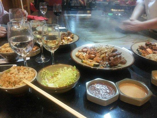 Benihana Restaurant: Al Bustan Rotana