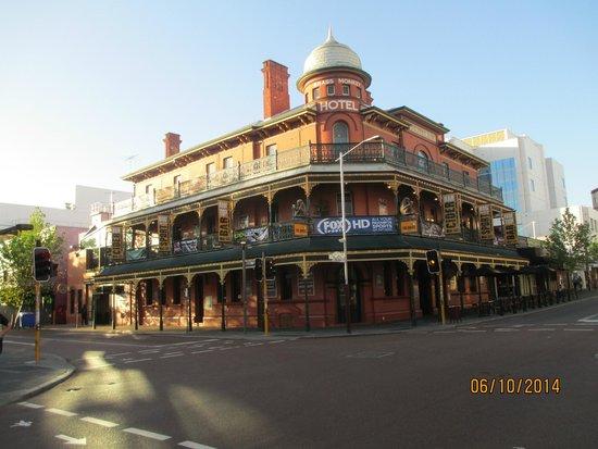 Brass Monkey @ Northbridge, Perth W.A.