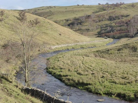 Sandford Arms: Smardale Fell valley