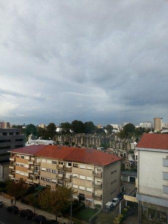 HF Tuela Porto : Ahí está