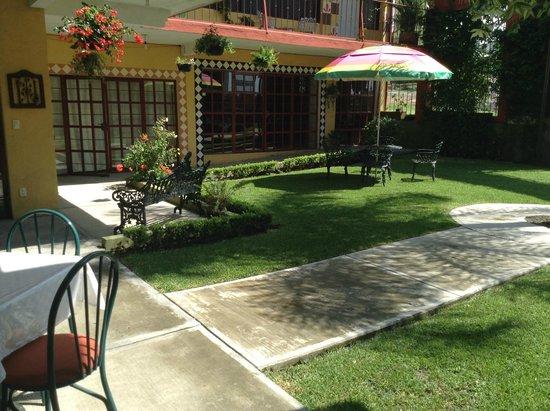 El Morichal: jardín para disfrutar
