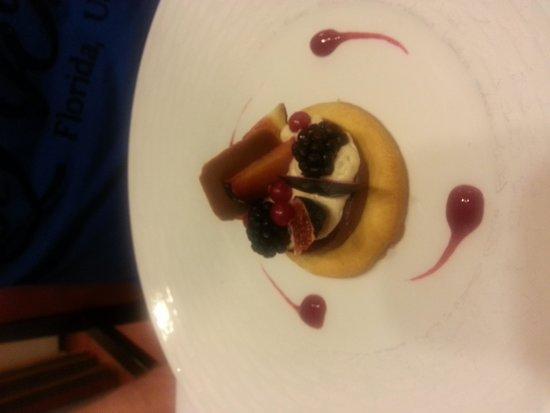Argi Eder : dessert