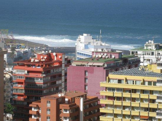 Hotel Perla Tenerife: playa jardin