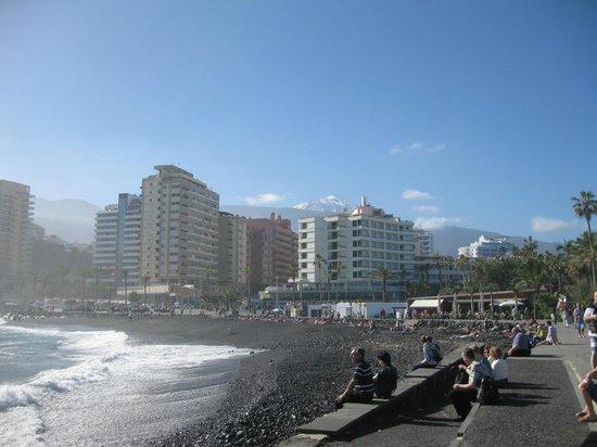 Hotel Perla Tenerife: puerto de la cruz