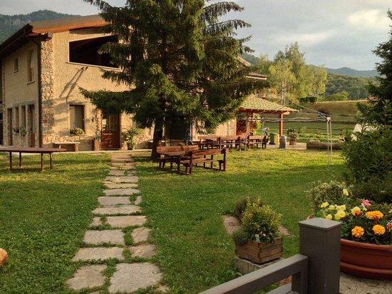 Brinzio, Italie: Azienda Agricola Piccinelli Massimo