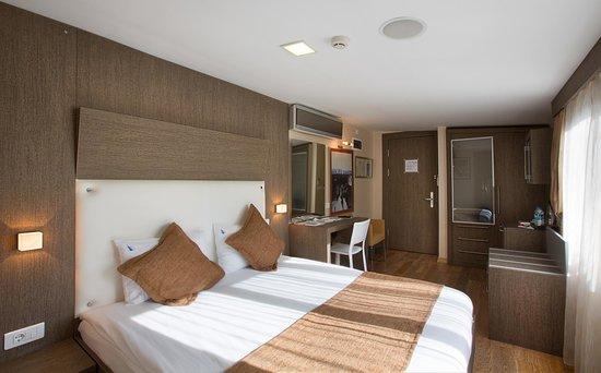 Jazz Hotel: Budget room 61, 15 m2.