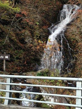 Nichien Momiji Line : 白滝