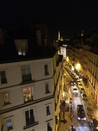 Hôtel Trianon Rive Gauche: A room with a view