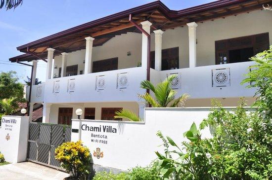 Chami Villa Bentota