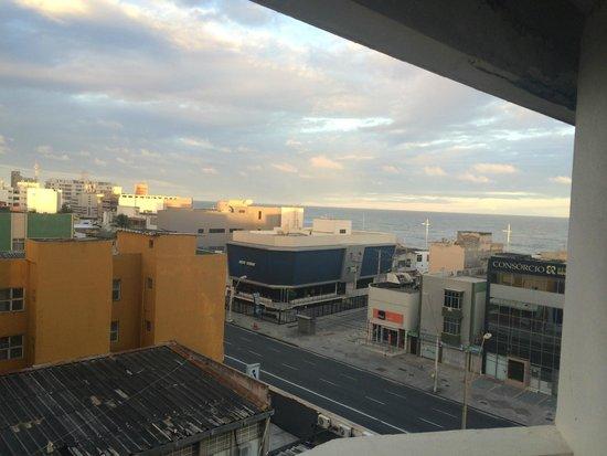 Golden Park Hotel: Vista do quarto