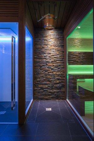 SPA: doccia emozionale, doccia finlandese, sauna e bagno ...