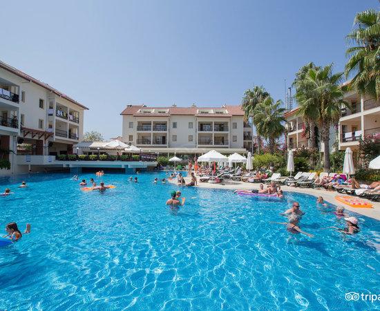 Kentia Apart Hotel (Side, Turkey)