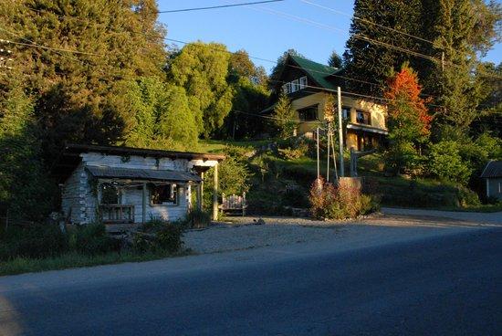 Los Juncos - Lake House: Vue externe