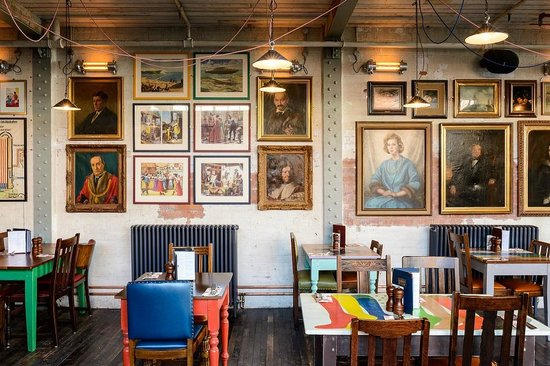 Cosy Club Leicester: We have a great selection of beer, wine, hot and soft drinks!