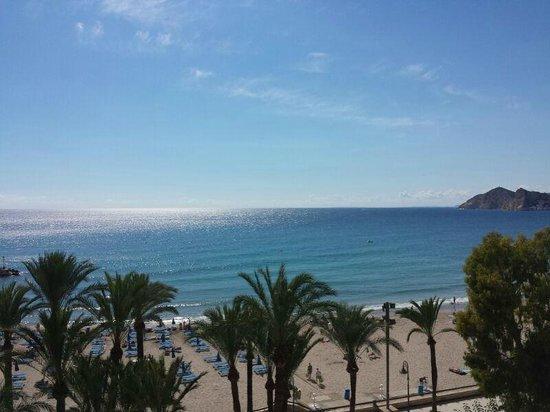 Hotel Montemar: Vista desde el solarium del hotel