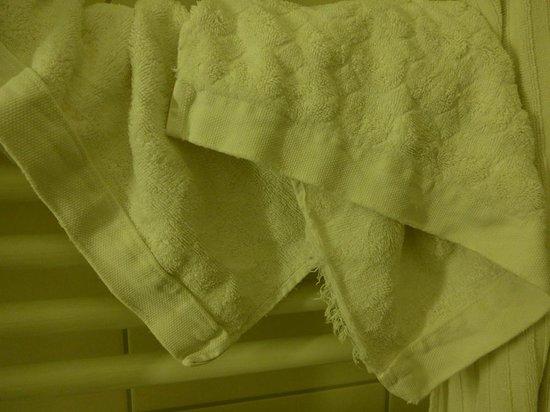 Hotel Am Rathaus: towels
