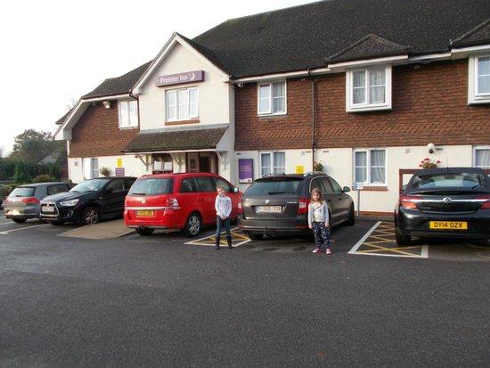 Premier Inn East Grinstead Hotel : Séjour familial au calme en novembre 2014