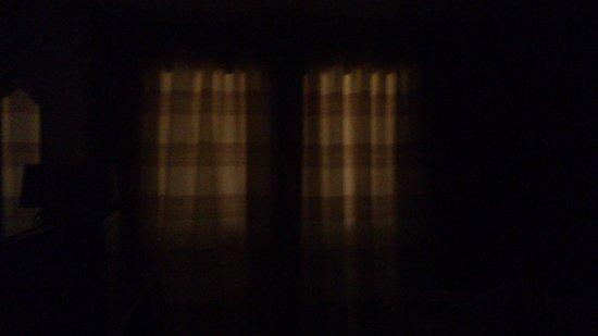 Wilton Hotel Bray: Claridad alas 4:00 AM