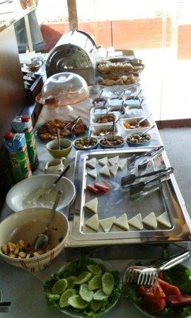 Dilhayat Kalfa Hotel: Frühstücksbuffet