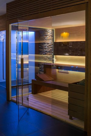 Badalucco, Italy: SPA: la sauna