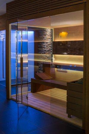 Badalucco, Italie : SPA: la sauna