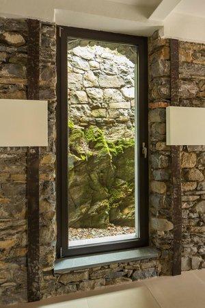 Agriturismo L'Adagio : Il corridoio delle suite