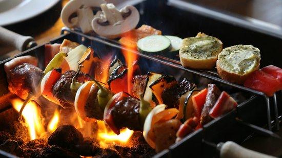 Lava das Indoor BBQ Restaurant