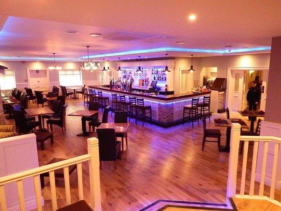 The Coach House Hotel: The bar