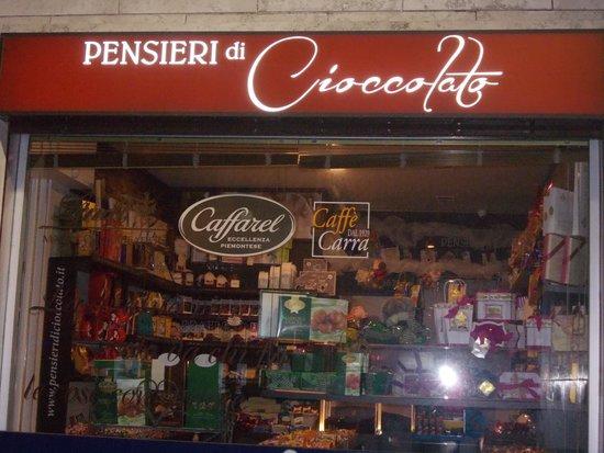 Pensieri Di Cioccolato