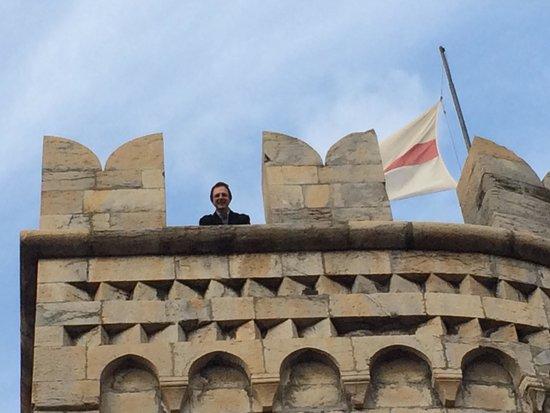 Torri di Porta Soprana: Le torri!