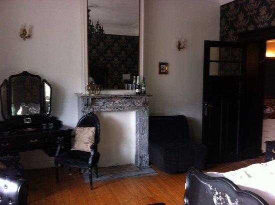 Bed and Breakfast Leopold II: Koninklijke kamer