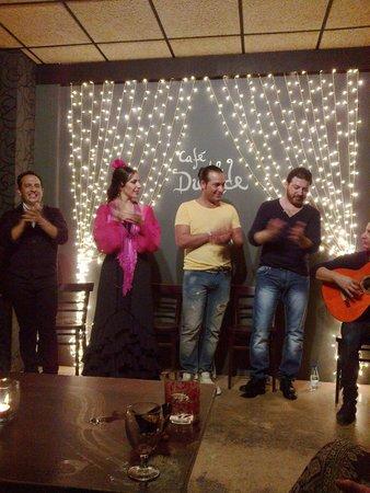 Cafe del Duende: show