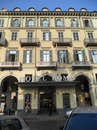 Hotel Roma e Rocca Cavour: Hotel