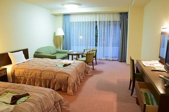 Kajikaso Royal Hotel: ツインルーム