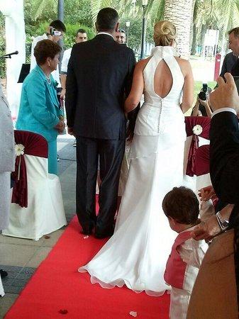 Jotas Vistamar : una gran boda!