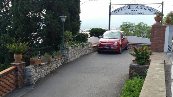 Hotel Bel Soggiorno: Entrance