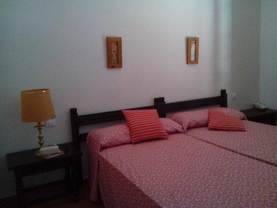 Hotel Las Truchas: Habitación