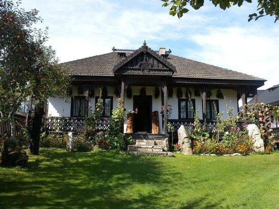 Neamt County, โรมาเนีย: entrance