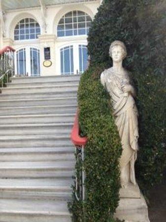 Splendid Palace Hotel: Otelin Girişi