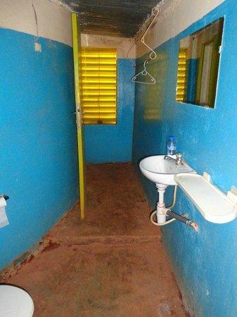 Tikare, Burkina Faso: notre 'salle de bain'