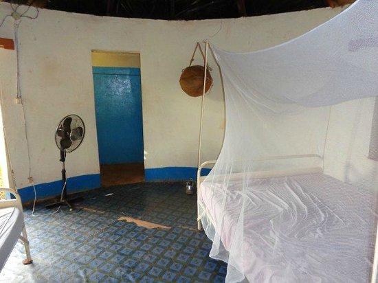 Tikare, Burkina Faso: notre chambre