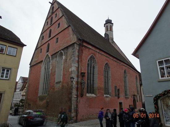 St. Johannis: Скромно