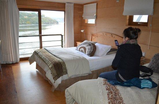 Hotel Palafito 1326 : Zimmer